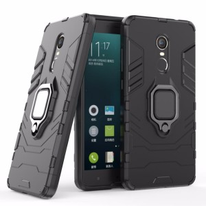 Harga hard soft case casing hp xiaomi redmi note 4 4x stand ring silikon | HARGALOKA.COM