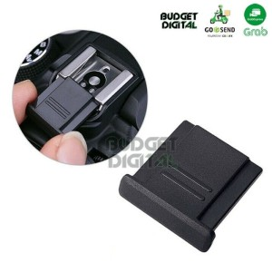 Harga hot shoe cover cap for canon nikon pentax   | HARGALOKA.COM