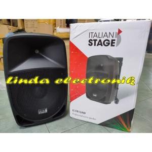 Harga speaker aktif portable italian stage is fr12aw 12inch bluetooth | HARGALOKA.COM