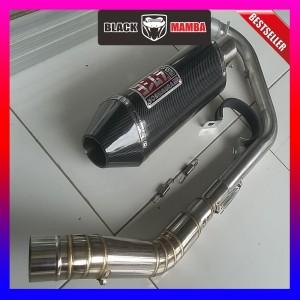 Harga knalpot yoshimura usa fullsystem r15 cbr150 gsxr150 cb150r byson | HARGALOKA.COM