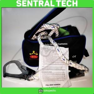 Harga full body harness safety belt gcl double big   HARGALOKA.COM