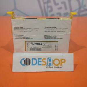 Harga ribbon tinta warna color printer zebra zxp3   zxp 3   | HARGALOKA.COM