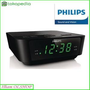 Harga philips digital tuning alarm clock aj 3116 fm | HARGALOKA.COM