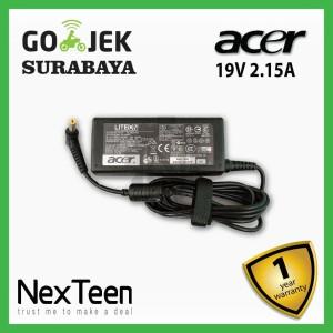 Harga original adaptor charger laptop acer v5 121 v5 122 v5 132 19v 2 | HARGALOKA.COM