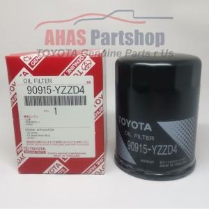 Harga saringan oli 90915 yzzd4 oil filter ori hardtop amp kijang capsul | HARGALOKA.COM