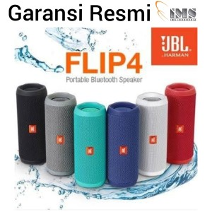 Harga jbl flip 4 original speaker bluetooth spiker salon speker   | HARGALOKA.COM