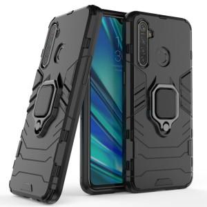 Harga realme 8 pro case hybrid ring stand panther | HARGALOKA.COM