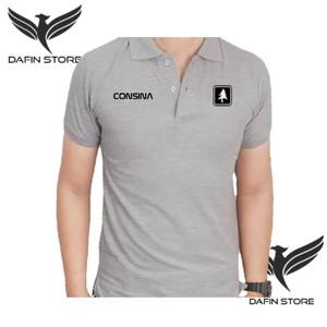 Harga polo shirt kaos kerah baju polo pria consina | HARGALOKA.COM
