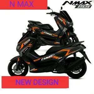 Harga list body striping nmax cutting sticker | HARGALOKA.COM