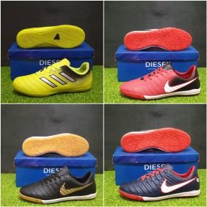 Harga sepatu futsal nike tiempo murah gratis kaos kaki   HARGALOKA.COM