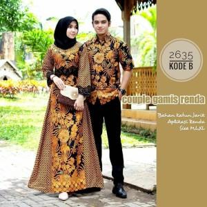 Harga baju couple batik | HARGALOKA.COM