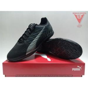 Harga sepatu futsal   puma one 20 4 it original 10583402 black | HARGALOKA.COM