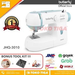 Harga mesin jahit butterfly jhq 3010 jhq3010 multifungsi amp portable   HARGALOKA.COM