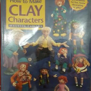 Harga buku cara membuat karakter boneka dari clay bekas   HARGALOKA.COM