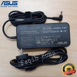 Harga adaptor charger original laptop asus rog gl502vt 19 5v 9 | HARGALOKA.COM