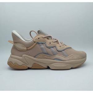 Harga sepatu adidas ozweego pria wanita khaki | HARGALOKA.COM