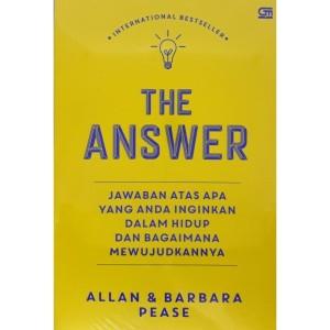 Harga the answer jawaban atas semua yang anda   HARGALOKA.COM
