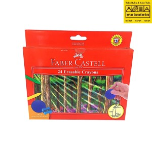 Katalog Erasable Crayons 24 Warna Faber Castell Crayon Hapus Katalog.or.id