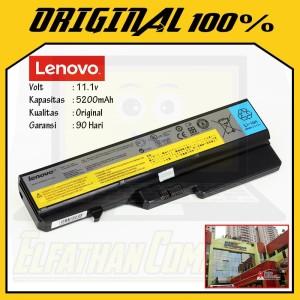 Harga baterai original lenovo g470 3000 g460 z465 b470 batere batre | HARGALOKA.COM
