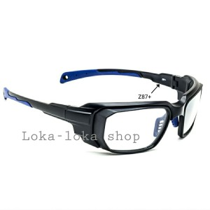 Harga kacamata minus safety prescription safety glasses 16001   HARGALOKA.COM