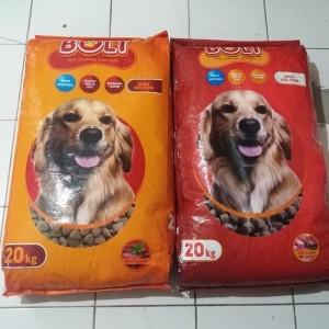Harga bolt dog makanan kucing 20 kg gojek grab     HARGALOKA.COM