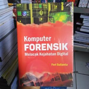 Harga buku komputer forensik melacak kejahatan | HARGALOKA.COM