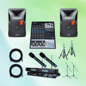 Harga paket sound system meeting sedang 3 | HARGALOKA.COM