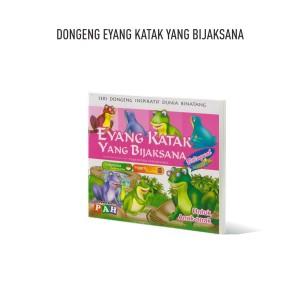 Harga sdidb eyang katak yang bijaksana kecil bilingual full colour | HARGALOKA.COM