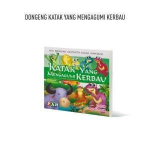 Harga sdidb katak yang mengagumi kerbau kecil bilingual full colour | HARGALOKA.COM