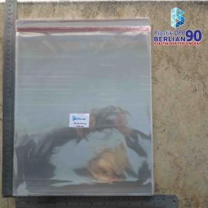 Harga plastik opp 30x38 cm 20 mic plastik baju plastik seal isi 100 | HARGALOKA.COM