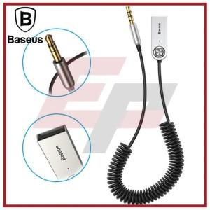 Harga baseus ba01 usb wireless car audio bluetooth receiver headunit   HARGALOKA.COM