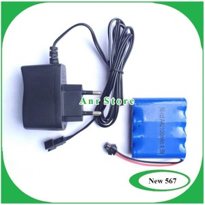 Harga paket baterai rc dan charger socket ni cd aa 2100mah 4 | HARGALOKA.COM