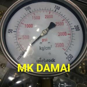 Harga Pressure Gauge Manometer Rockwell Katalog.or.id