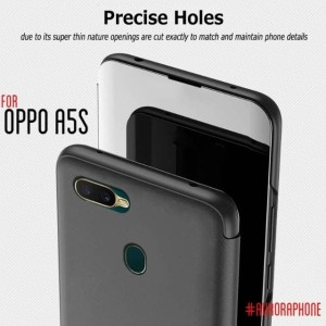 Harga flip case mirror oppo a5s clear view standing cover | HARGALOKA.COM