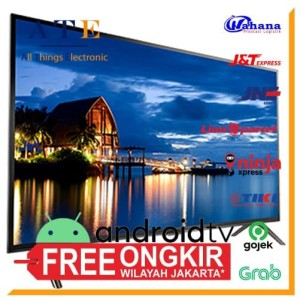 Harga tv smart android led 40 inch tcl 32   l40s6800   official | HARGALOKA.COM