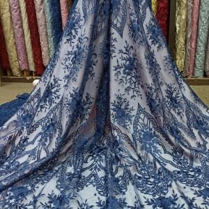Harga bahan tille elisaab mutiara kain kebaya modern kebaya bordir | HARGALOKA.COM