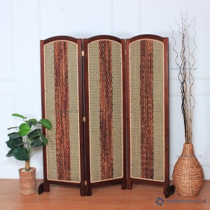 Harga partisi ruangan free ongkir kayu kombinasi | HARGALOKA.COM