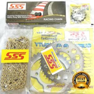 Harga gear set sss honda crf 150l gearset crf girset | HARGALOKA.COM