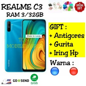Info Realme C3 Unboxing Katalog.or.id