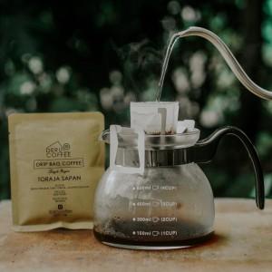 Harga kopi drip bag coffee arabica toraja | HARGALOKA.COM