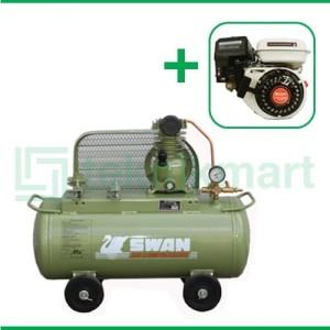 Harga swan 1 4 hp su 114 kompresor angin unloader dengan mesin bensin | HARGALOKA.COM