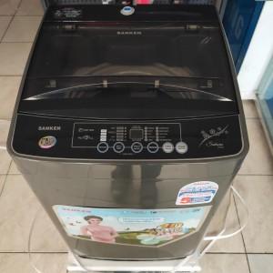 Harga mesin cuci 1 tabung otomatis sanken aw s866 hanya bogor | HARGALOKA.COM
