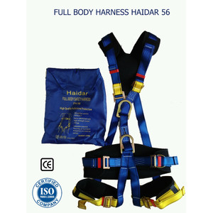 Harga full body harness safety belt haidar pn 56 sabuk   HARGALOKA.COM