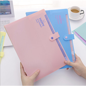 Harga map a4 plastik sekat 12 folder organizer kantong documents tas organ   | HARGALOKA.COM