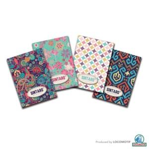 Harga buku tulis sintaro batik 42 lembar locomotif   murah sd smp | HARGALOKA.COM