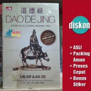 Harga dao de jing kitab suci utama agama tao   i d | HARGALOKA.COM