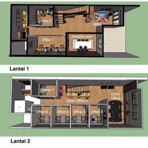 Harga koloni working space ruang kantor private | HARGALOKA.COM