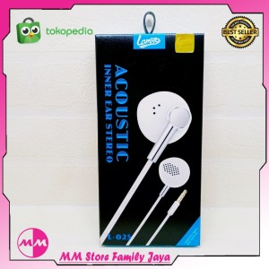 Harga hf headset lamigo acoustic l 025 super | HARGALOKA.COM
