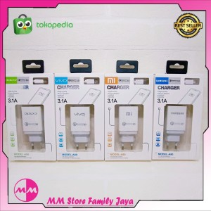 Harga charger vivo type a80 micro usb qualcom 3 0 fast charging cas hp | HARGALOKA.COM