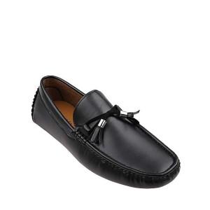 Harga antton amp co sepatu loafers davao in black al75057bk   | HARGALOKA.COM